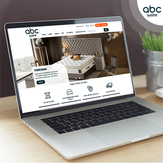 ABC BEDDING - egegen