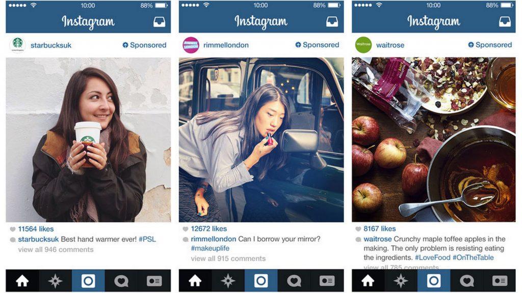 Instagram Sponsorlu İçerik Örneği
