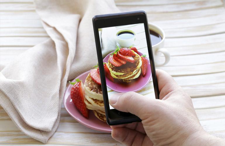 google-food-kapak