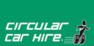 circular car hire