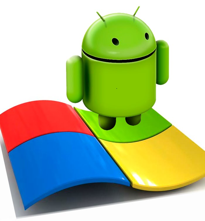 android ve windows