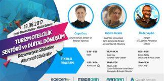 Turizm Otelcilik Sektörü ve Dijital Dönüşüm Semineri