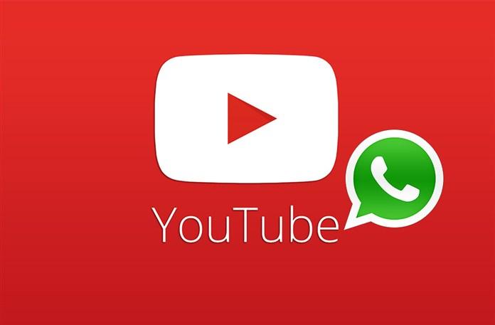 whatsapp youtube