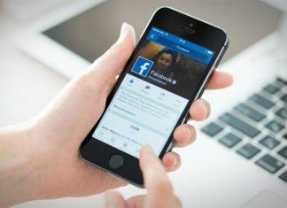 facebook mobil tasarım
