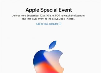apple özel etkinliği