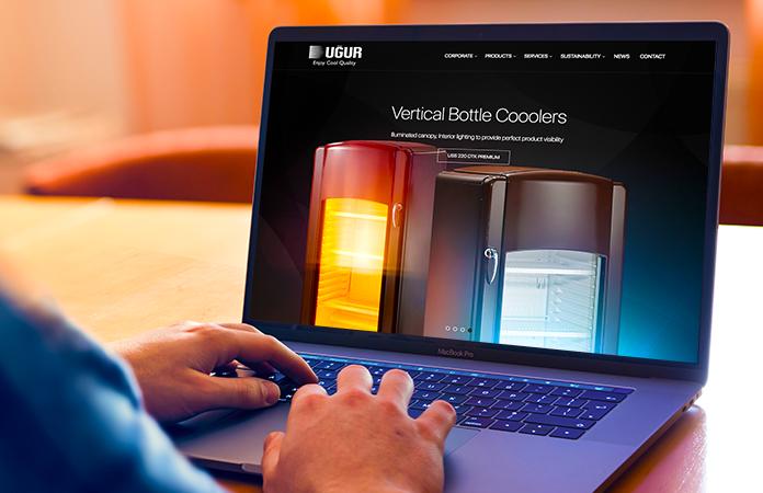 ugur.com tasarımı