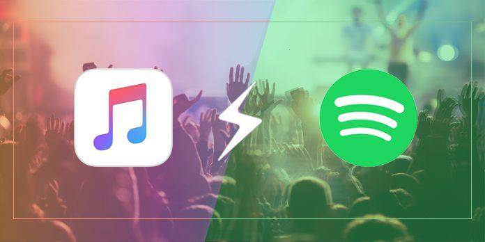 Apple Music 40 Milyon Kullanıcısıyla Spotify'a Rakip Oldu!