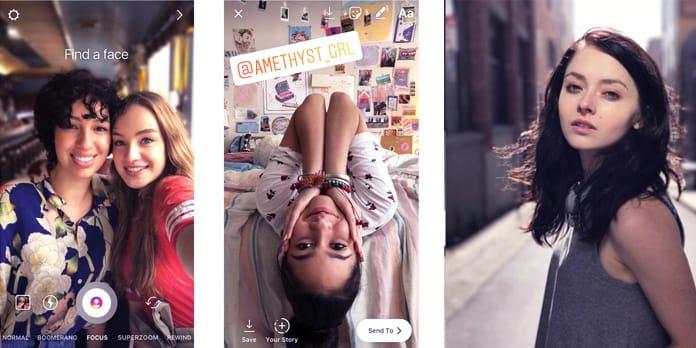 Instagram Story'e Portre Modu Geldi!