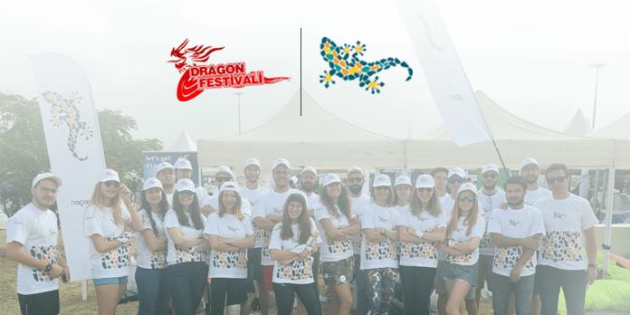 Team Oscar Olarak İzmir Dragon Festivali'ndeydik!