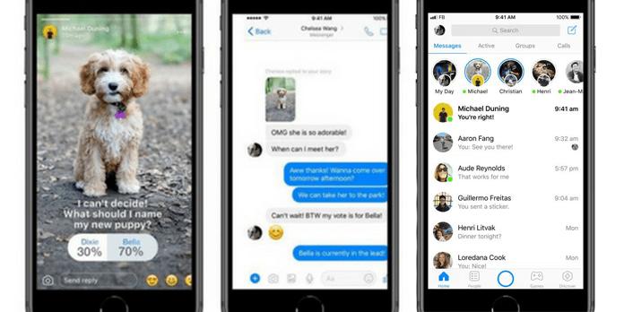 Facebook Stories'e Anket Özelliği Geldi