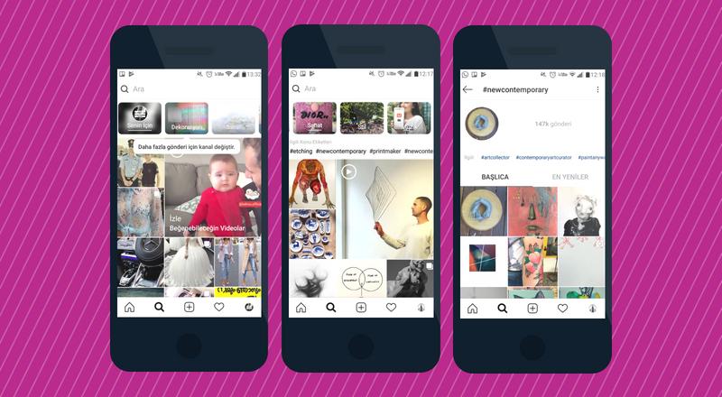 Instagram'a Grup Video Sohbeti Geldi ve Keşfet Yenilendi!