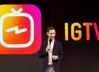 Instagram'ın Yeni Video Servisi IGTV Yayında!