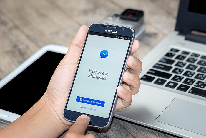 Messenger Reklamlarında Yeni Uygulama