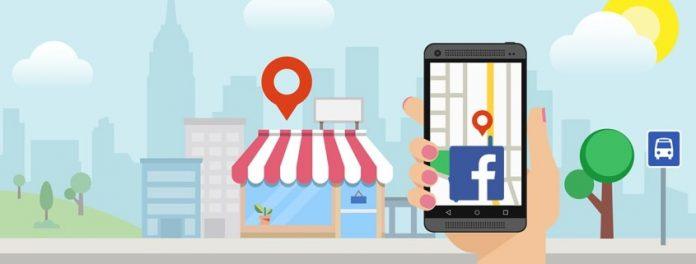 Facebook sayfaları yerel işletmelere özel olarak tasarlıyor.