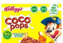 Kellogg's, Coco Pops sloganını 10 yaşında bir kızın mesajı nedeniyle değiştirdi