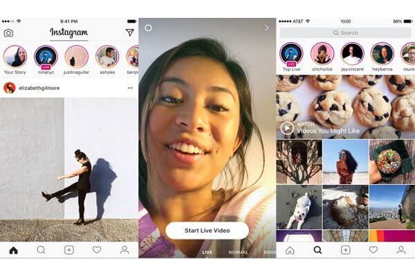 Instagram Görüntülü Konuşma