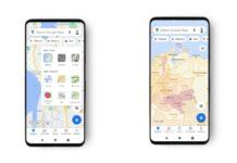 Google Haritalar Koronavirüs Salgın Riskini Gösterecek