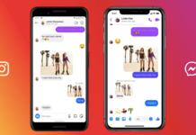 Messenger ve Instagram Sohbetleri Resmi Olarak Birleşti