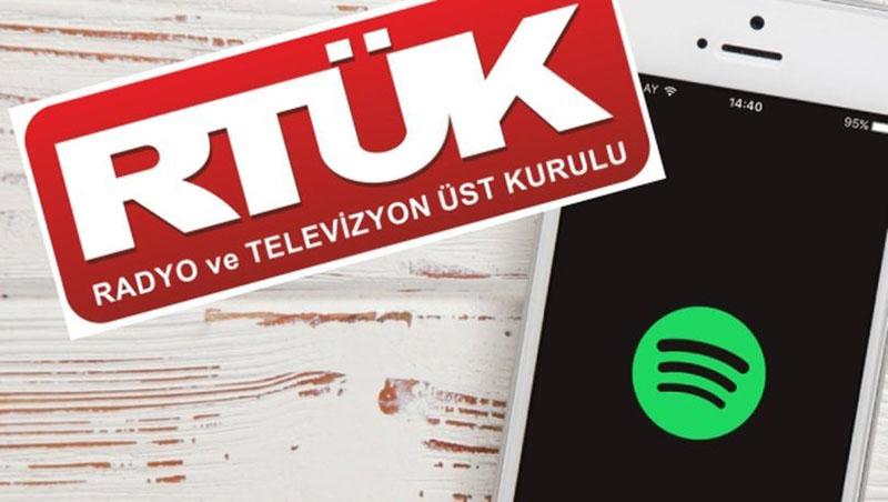 Spotify'dan Türkiye Kararı!