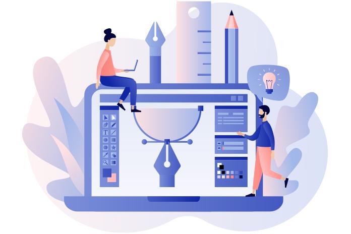web tasarımcısı ne iş yapar