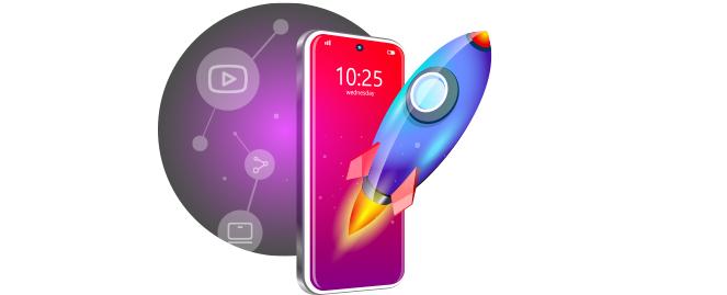 mobil cihaz hız artırma yöntemleri